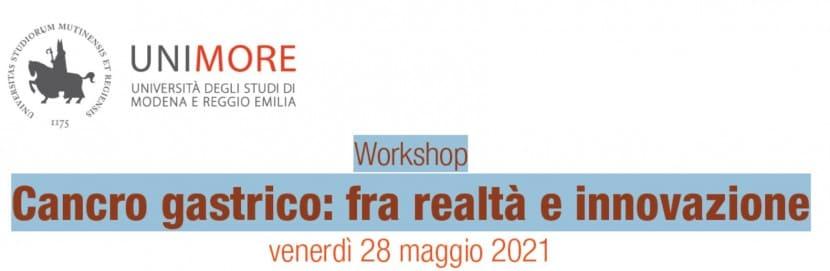 Workshop Cancro gastrico: fra realtà e innovazione