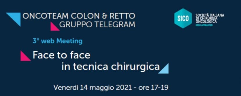 3° WEB MEETING – FACE TO FACE IN TECNICA CHIRURGICA